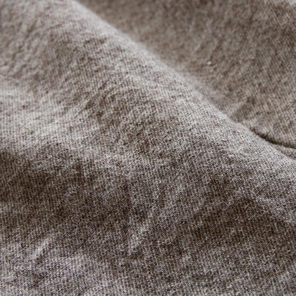 生地アップ  (grayish mocha)