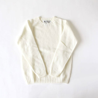 Crew neck sweater Winter White 200