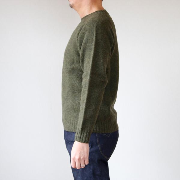 男性着用イメージ(モデル身長:170cm/着用サイズ:40) ※別色の『Londeb 085』