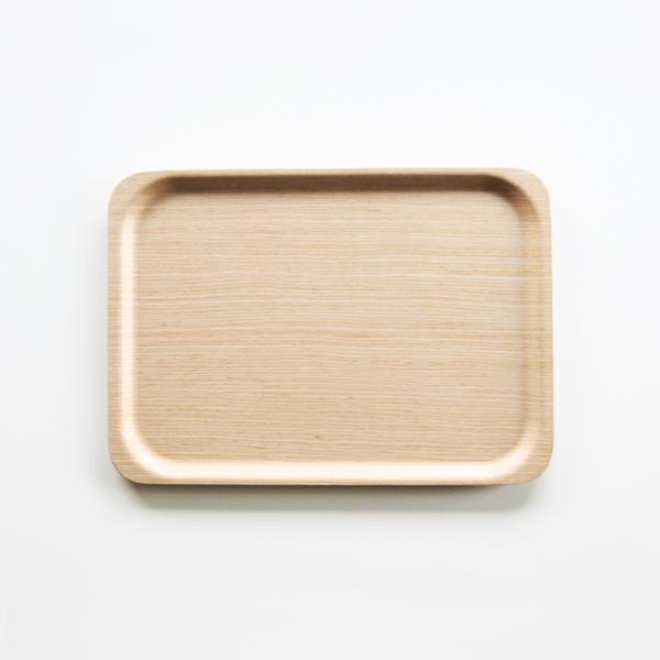 木製トレイ(ホワイトオーク)