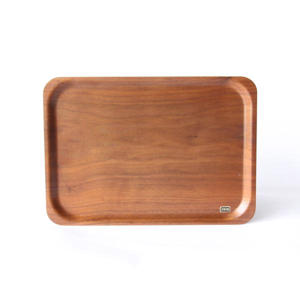 木製トレイ(ウォルナット)