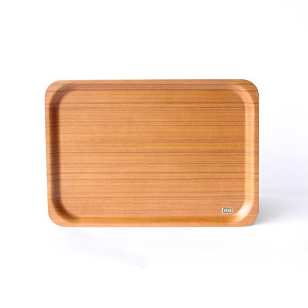 木製トレイ(チーク)