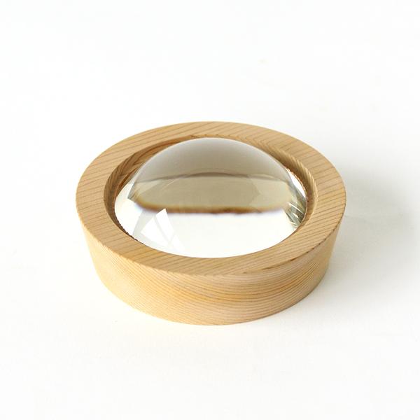 ドーム型ルーペ