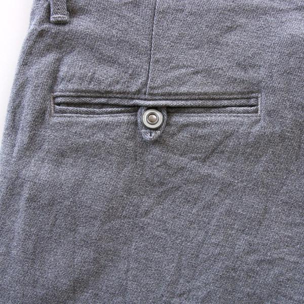 背面ポケット(Lt.GRAY)