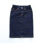 G5126 ST SKIRT WA denim skirt