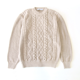 Men AranBeach sweater