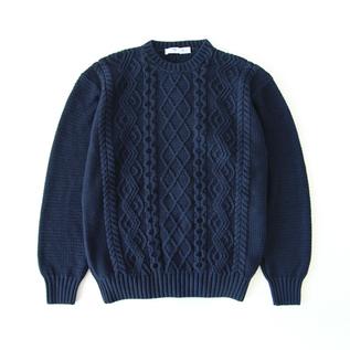 メンズ AranBeachセーター