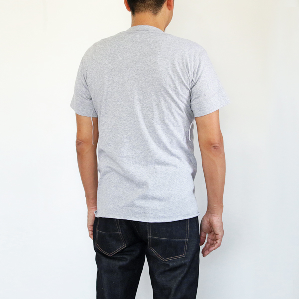 男性モデル身長:180cm サイズ:L