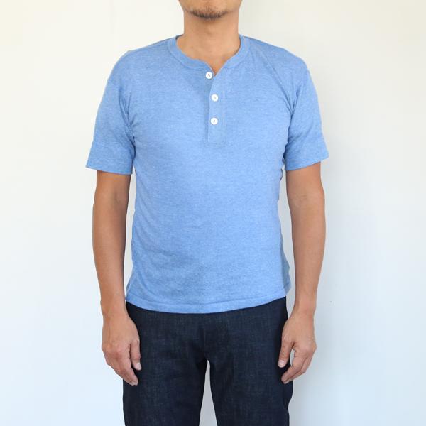 サイズ参考(男性モデル身長:180cm サイズ:L カラー:H・Blue)