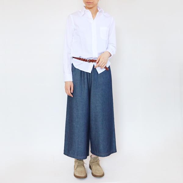 White 着用イメージ(モデル身長:165cm)