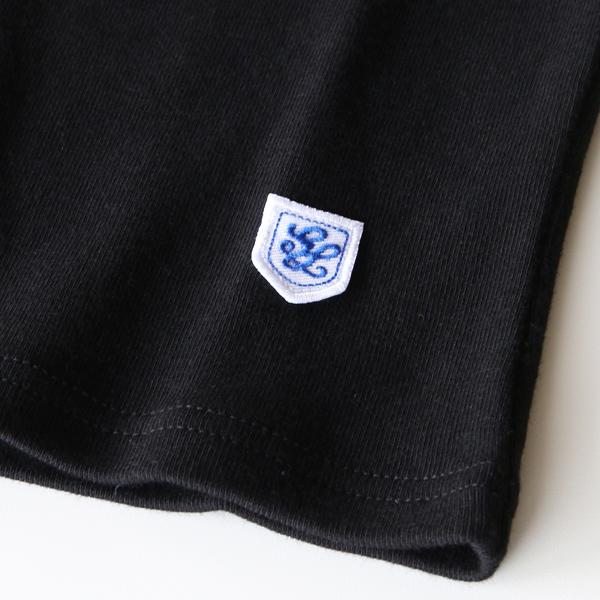 左裾ロゴ(Noir)