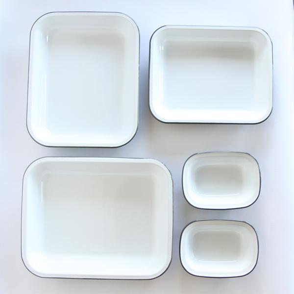 毎日のお料理にも使いやすいサイズが5個セットになっています(写真はグレー)