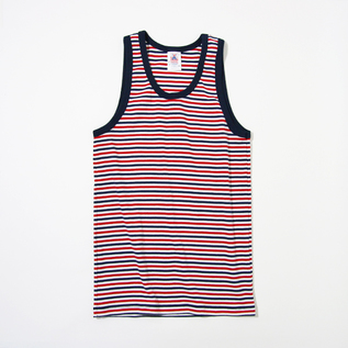 Men Tank top tricoroll