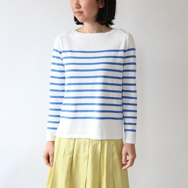 サイズ参考(女性モデル身長:158cm 着用サイズ:XS ※別色のLatte x Watteau)