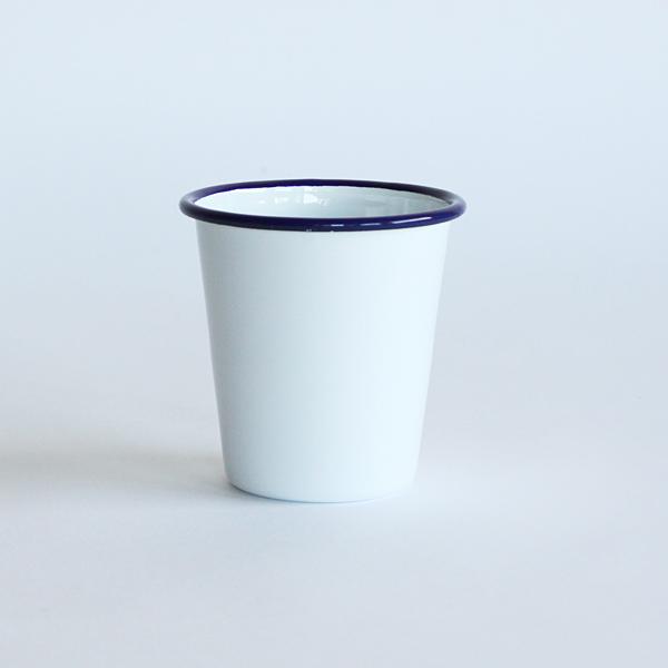 Original White with Blue rimタンブラ-