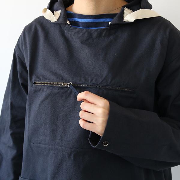 前面ファスナーポケット
