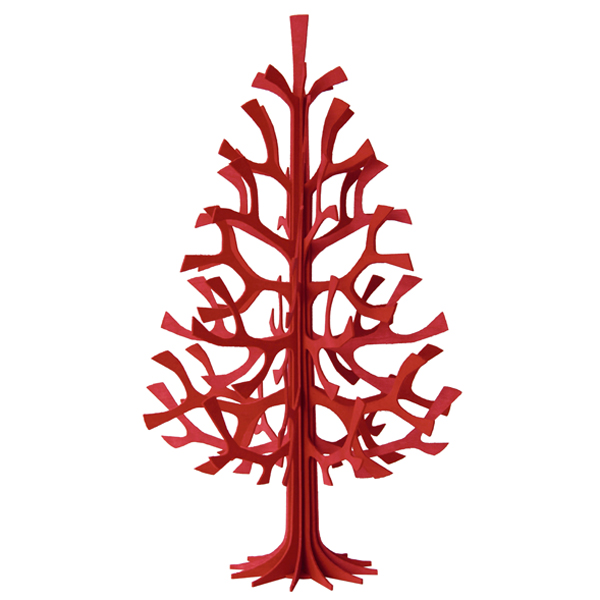 Lovi クリスマスツリー レッド