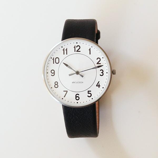 ARNE JACOBSEN Watch STATION (40mm)