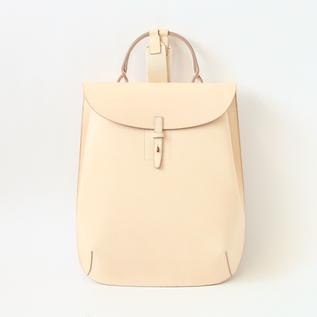 Leather 2way bag LAVINIA