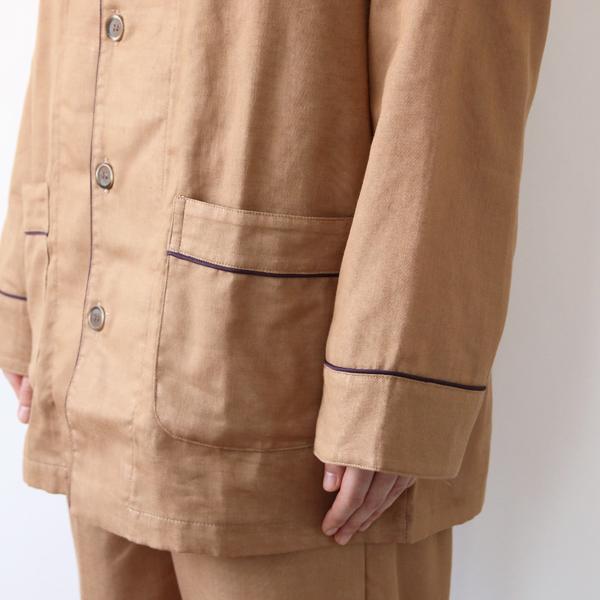 袖、ポケット