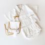 Baby Clothes Jinbei set