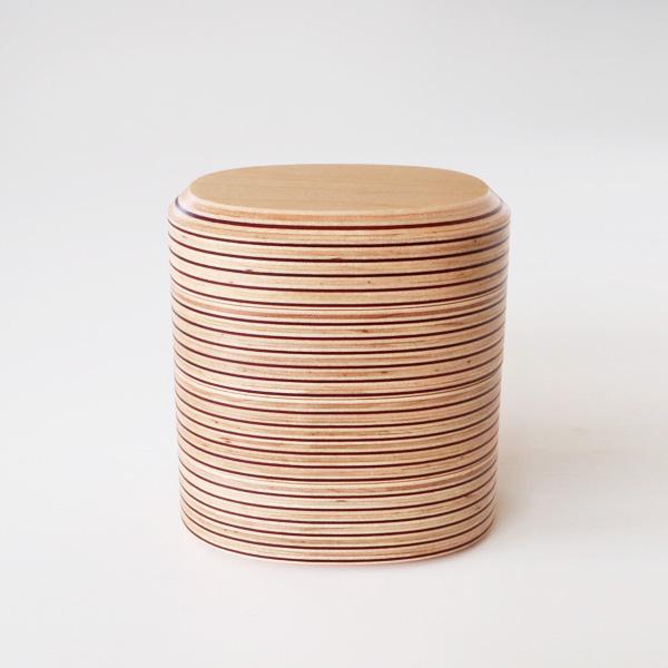 アクセサリートレイ tower oval(tray 3+lid)
