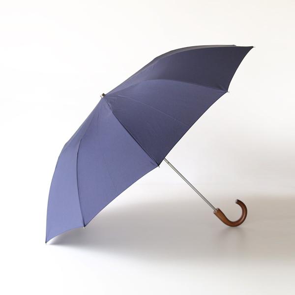 折りたたみ傘 ネイビー