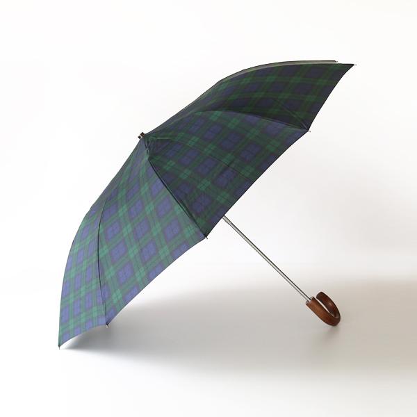 折りたたみ傘 ブラックワッチ