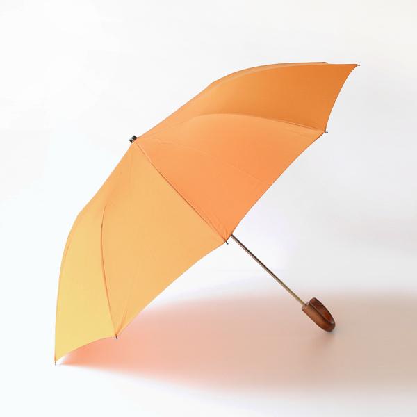 折りたたみ傘 テラコッタ