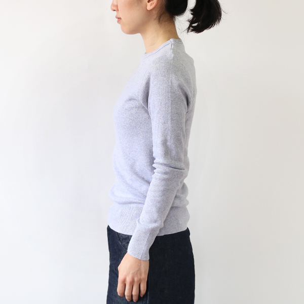 女性着用イメージ(身長:158cm、着用サイズ:XS、Lt.Grey)