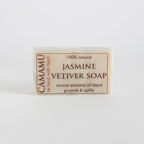 ジャスミン ベチベルソ-プ