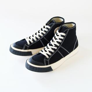 High-top sneakers Black