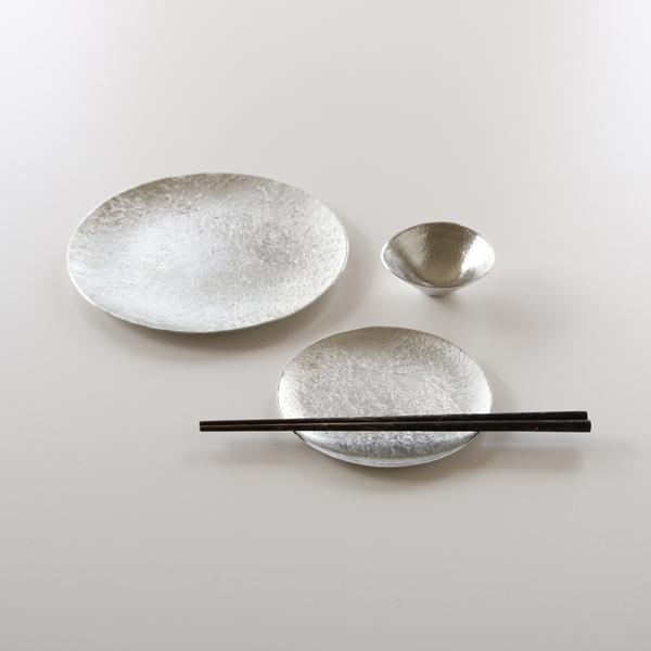 サイズ感(ボウル Kuzushi 小、プレート 氷割 中皿・小皿)