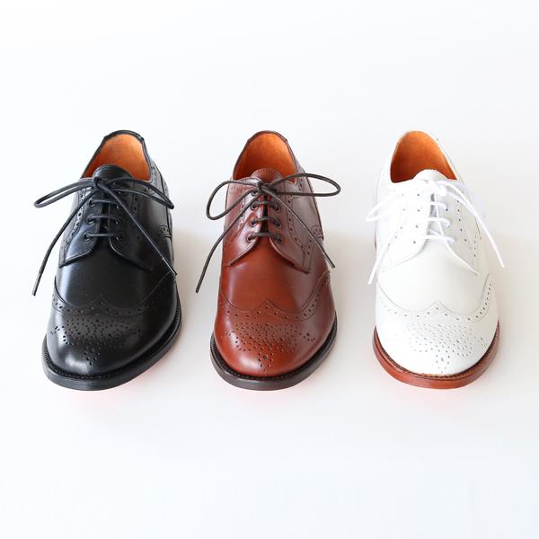 BLACK、BROWN、WHITEの3カラー
