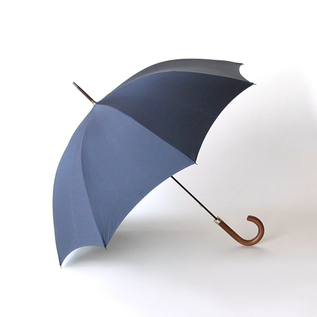 Men Long Umbrella Navy
