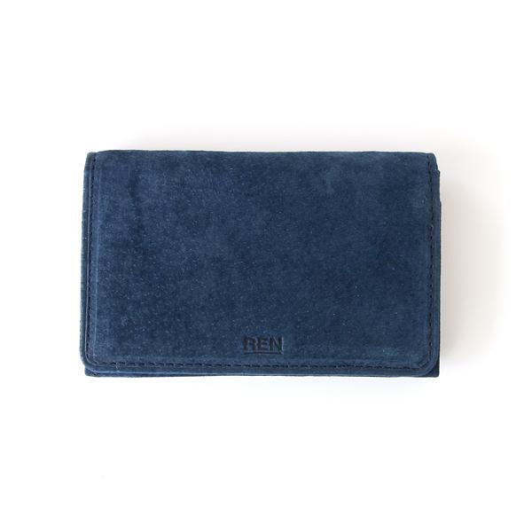 SMOKE カードケース(NAVY BLUE)
