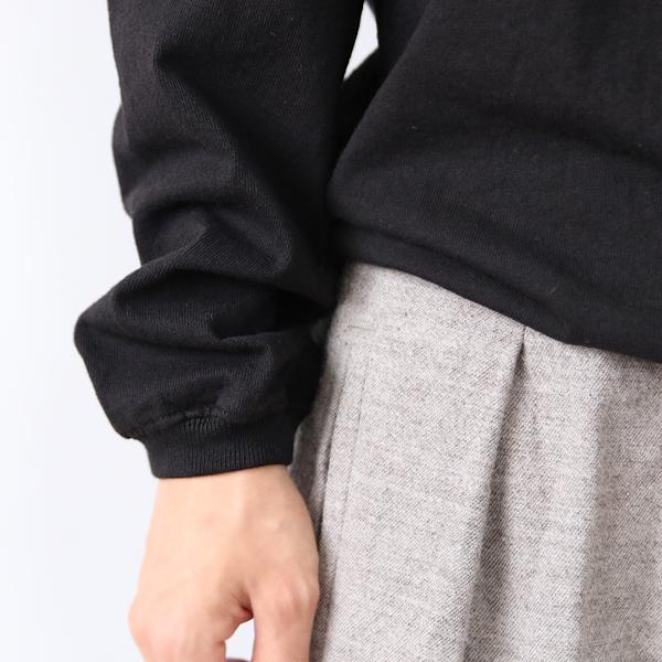 裾・袖リブ