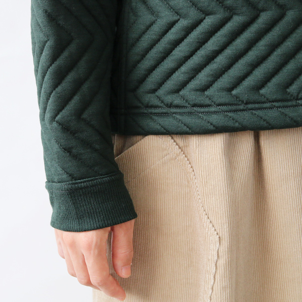 裾・袖(GREEN)