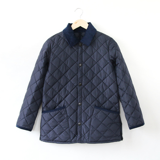 Quilted jacket NEW LIDDESDALE NYLON NAVY