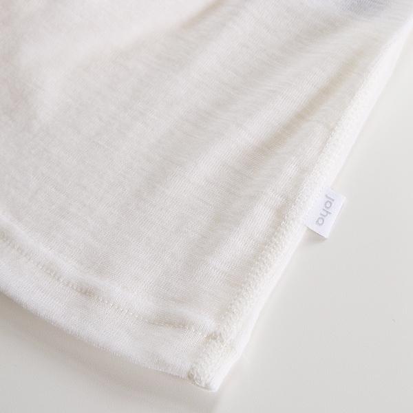 左裾タグ(ホワイト)