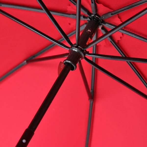 軽量で屈曲性に富み、錆に強いグラスファイバーを使用