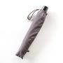 ミラトーレ 2段折りたたみ傘 グレー