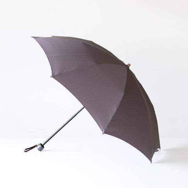 ミラトーレ 折畳み傘 グレー