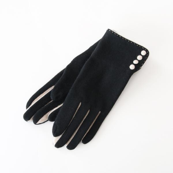 女性用手袋 Standard(BLACK)