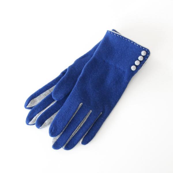 女性用手袋 Standard(BLUE)