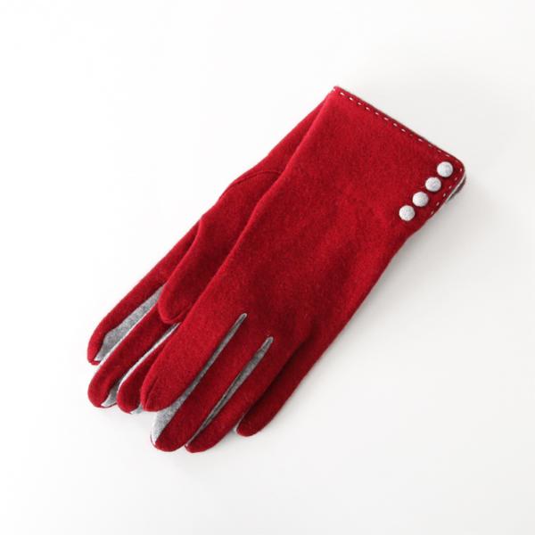 女性用手袋 Standard(RED)