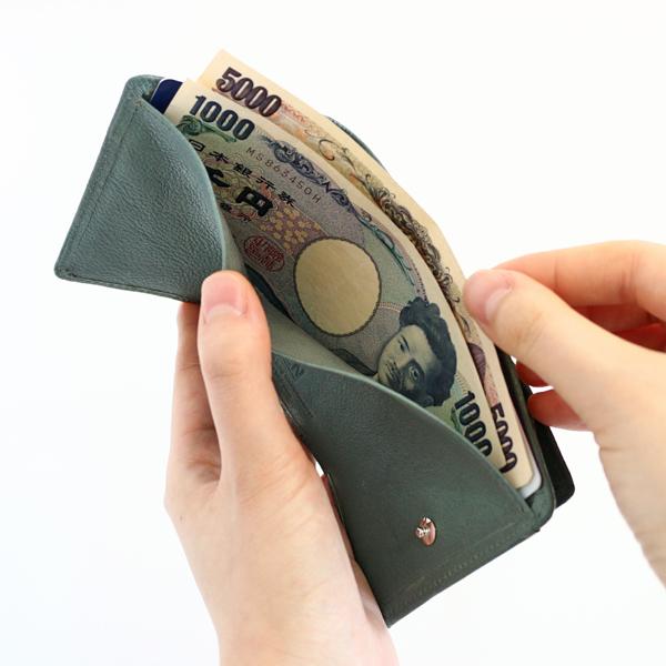 紙幣用ポケット×1