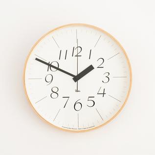 Riki clock 0312 radio clock