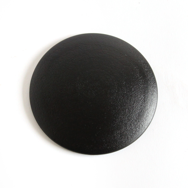 蒔地漆手鏡(黒)