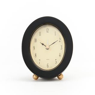 URUSHI COATED TABLE CLOCK